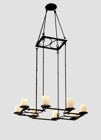 Harness Hanging Light Fixture